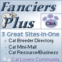 Cat Breeders Directory at Fanciersplus.com